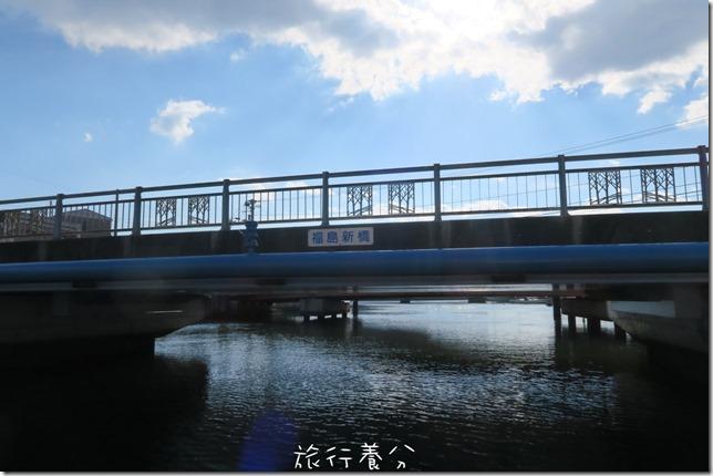 四國德島 葫蘆島周遊船 新町川水際公園 (44)
