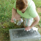 2010-07 cemetery cleanup