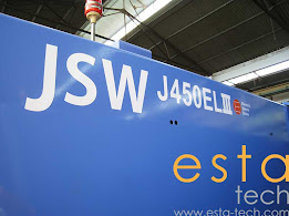 JSW J450ELIII-890H (2005) All Electric Plastic Injection Moulding Machine