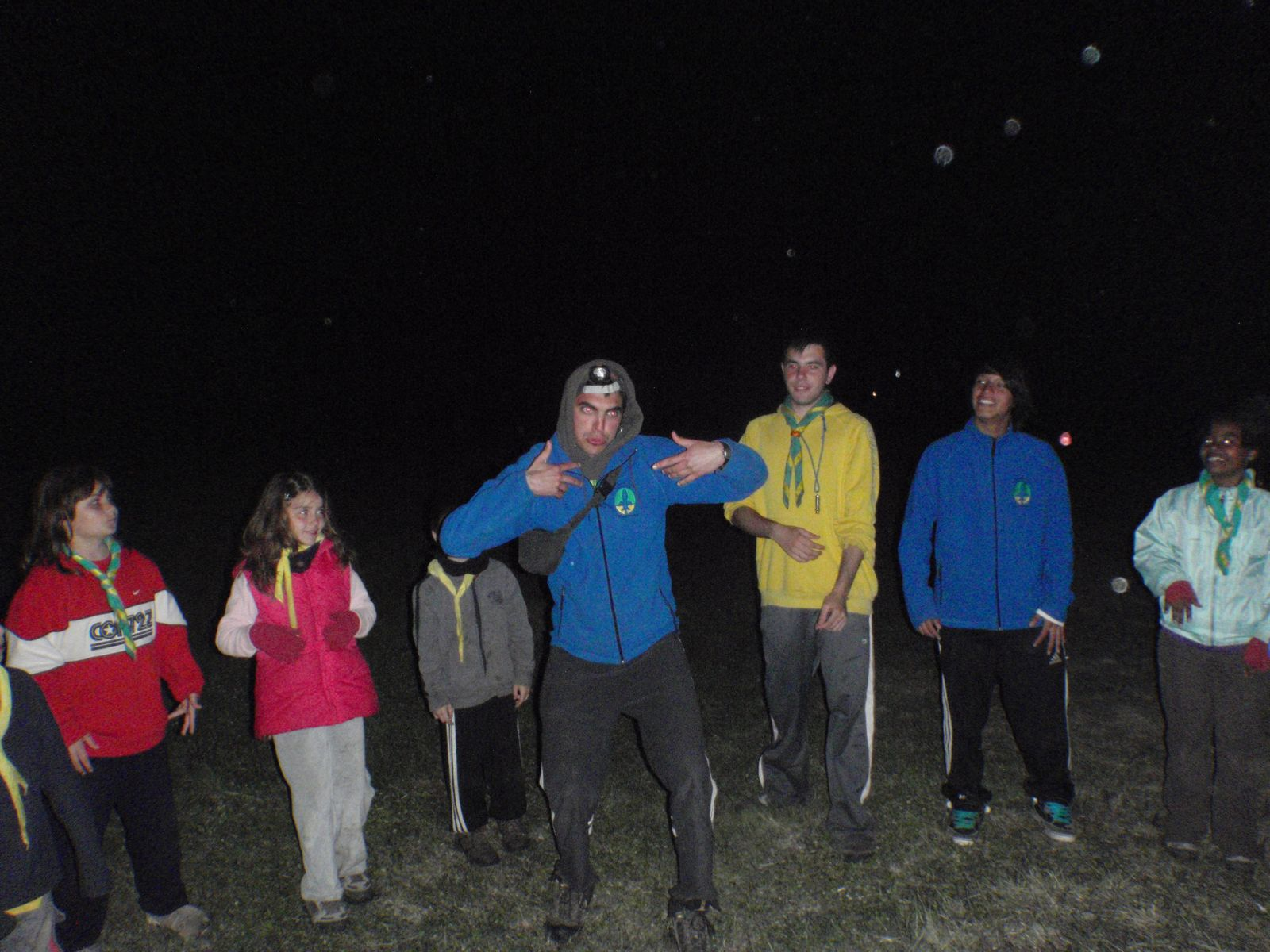 Campaments de Primavera de tot lAgrupament 2011 - P4190113.JPG