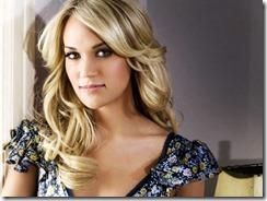 Notícias - Carrie Underwood, cantora, compositora e atriz norte-americana. Saiba mais sobre ela e veja as suas fotos