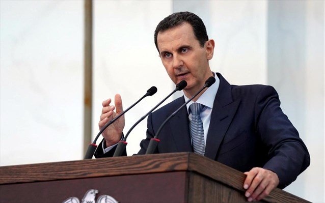 Θετικός στον κορωνοϊό ο πρόεδρος της Συρίας