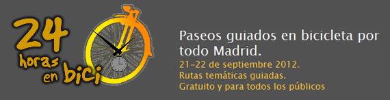 '24 horas en bici' de Pedalibre 21-22 de septiembre 2012