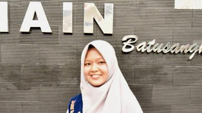 Feni Mardika, Mahasiswi IAIN Batusangkar Raih Juara I Lomba MTQ se-Asia Tenggara