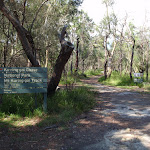 Welcome to Ku-ring-gai Chase national park (116845)