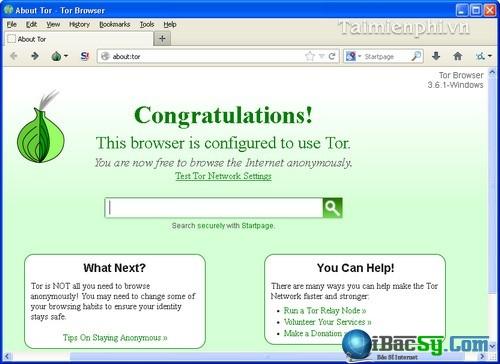Tor là trình duyệt ẩn danh giúp vào Facebook khi bị chặn