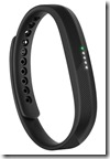 Fitbit Flex activity tracker