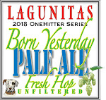 Lagunitas Born Yesterday (Fresh Hop Pale Ale)