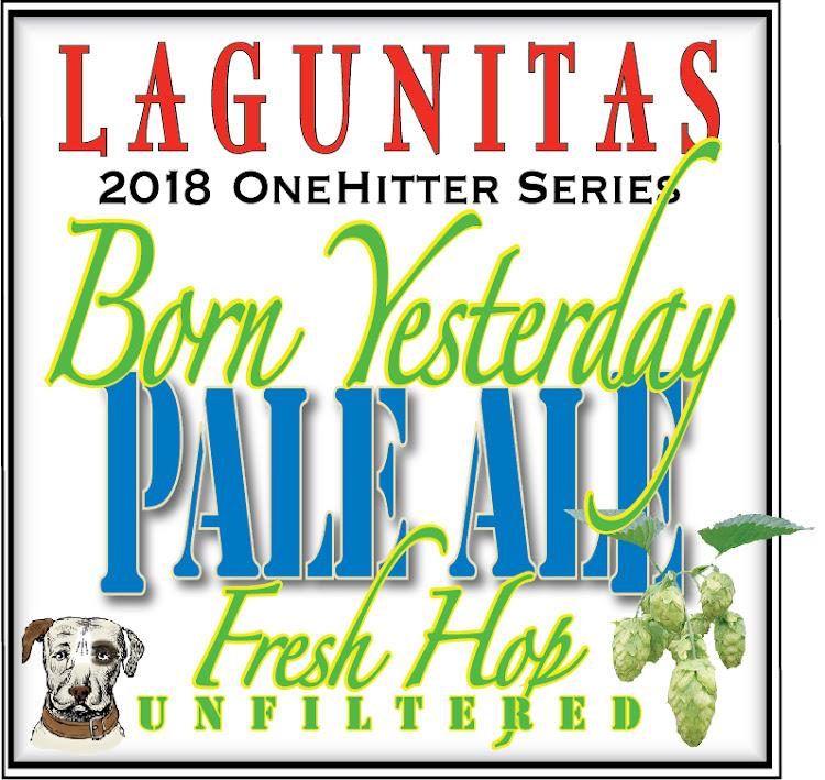 Logo of Lagunitas Born Yesterday (Fresh Hop Pale Ale)