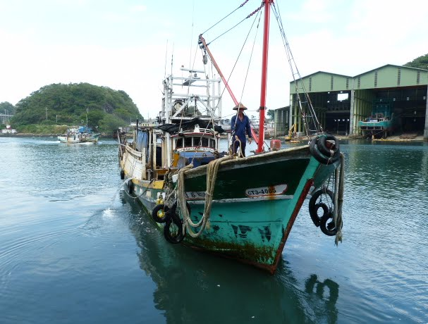 TAIWAN .Le port de SU AO - P1090242.JPG