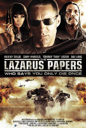 The Lazarus Papers - Lệnh xử tử