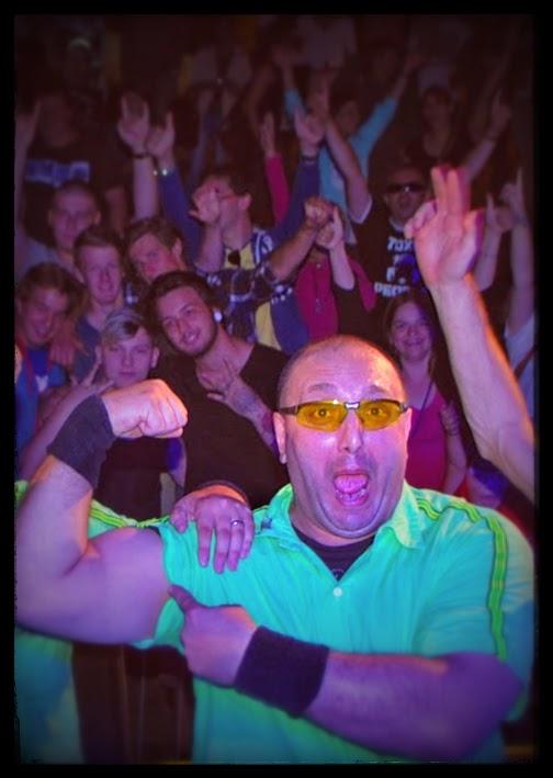 FOTO: Teplice free LIVE – Benji ukázal bicáky a Pop jak umí zařvat :)