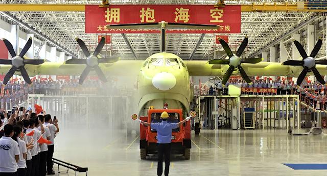 الصين، الأقمار الصناعية، الجيش الصيني، طائرة صينية، الناقلة Y-20، جزر سبراتلي، حربوشة نيوز