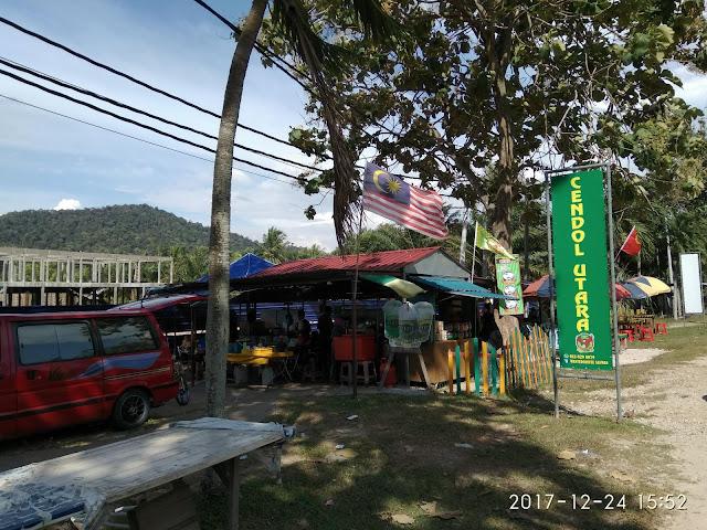 WantedCoffee Safwan di Jalan Teluk Muroh, Perak