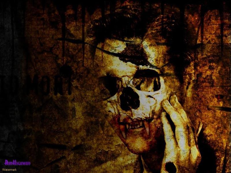 Skull Mask, Death