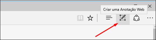 Microsoft Edge - Como escrever em páginas da web (editar e capturar telas) - Visual Dicas