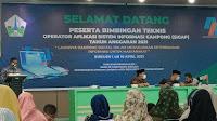 Bimtek Operator Gampong Se-Kabupaten Bireuen Di Mulai, PJ Asisten satu Buka Acara