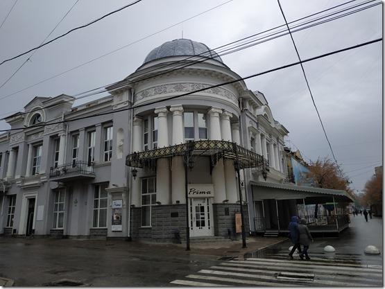 Кропивницький, архітектура