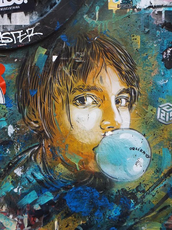 Street Art, Arte Callejero, Elisa N, Blog de Viajes, Lifestyle, Travel
