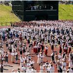 XXVI laulu- ja XIX tantsupidu. Aja puudutus. Puudutuse aeg! 4.-6. juuli 2014 Tallinnas / Foto: Ardo Säks, www.vabaaeg.eu