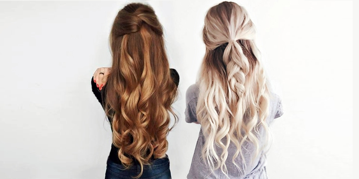 Cute Hairstyles You Will Be Able To Get In 20 Seconds 5
