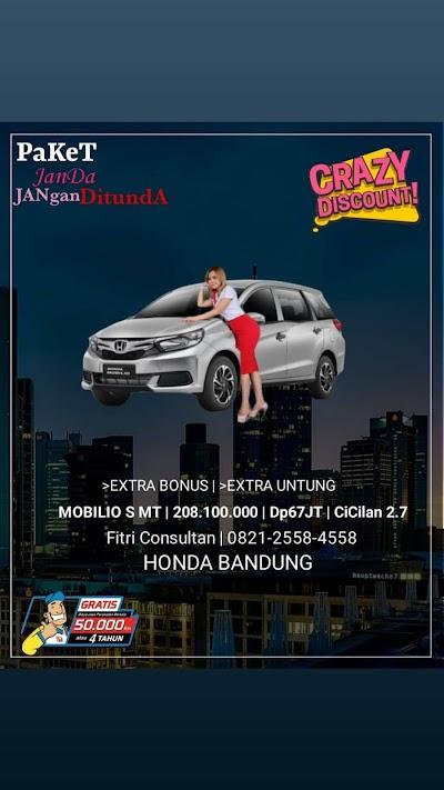 Promo Honda Murah Hanya Di Fitri