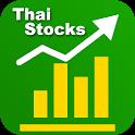 Stocks: Thailand Stock Markets - Large Font icon