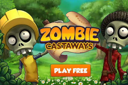 Zombie Castaways v2.16.1 + Mod Full Apk For Android