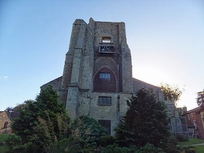 North Walsham church