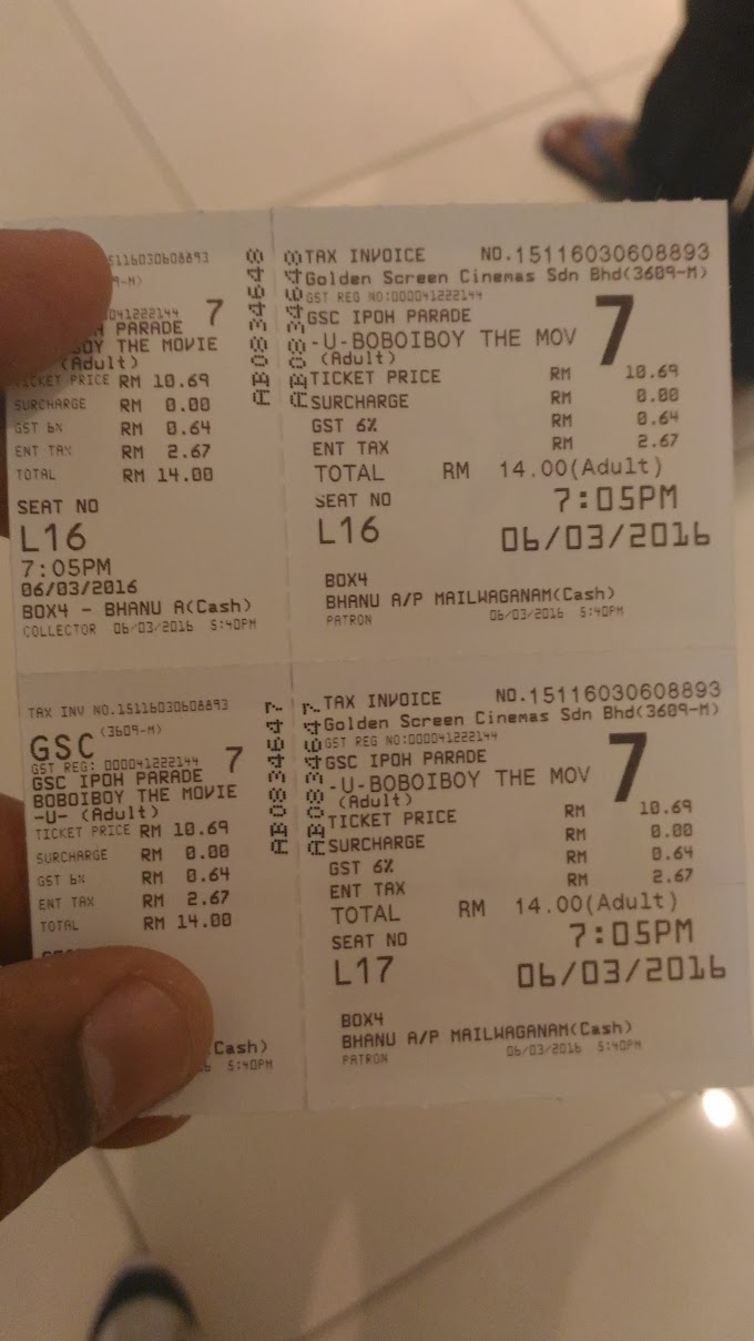 Filem Review : Boboiboy The Movie