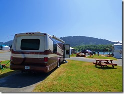 Golden Bear RV Park, Klamath, Ca