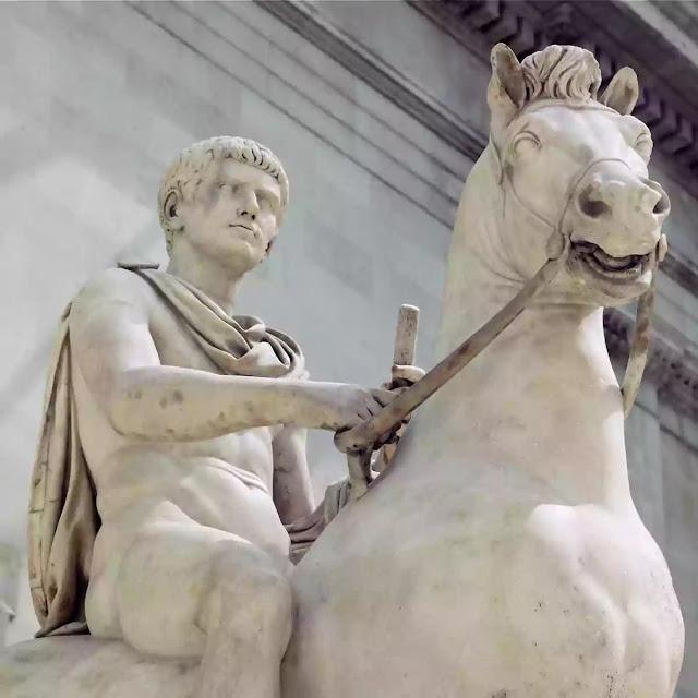 caligula horse