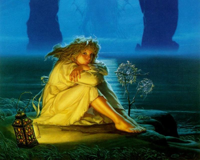 Yellow Sweet Girl, Fairies 1