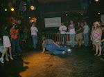 Vinny was a dancin' fool