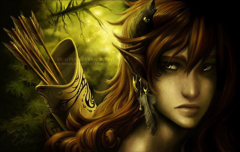 Magic Of Amazing Magician, Elven Girls 2