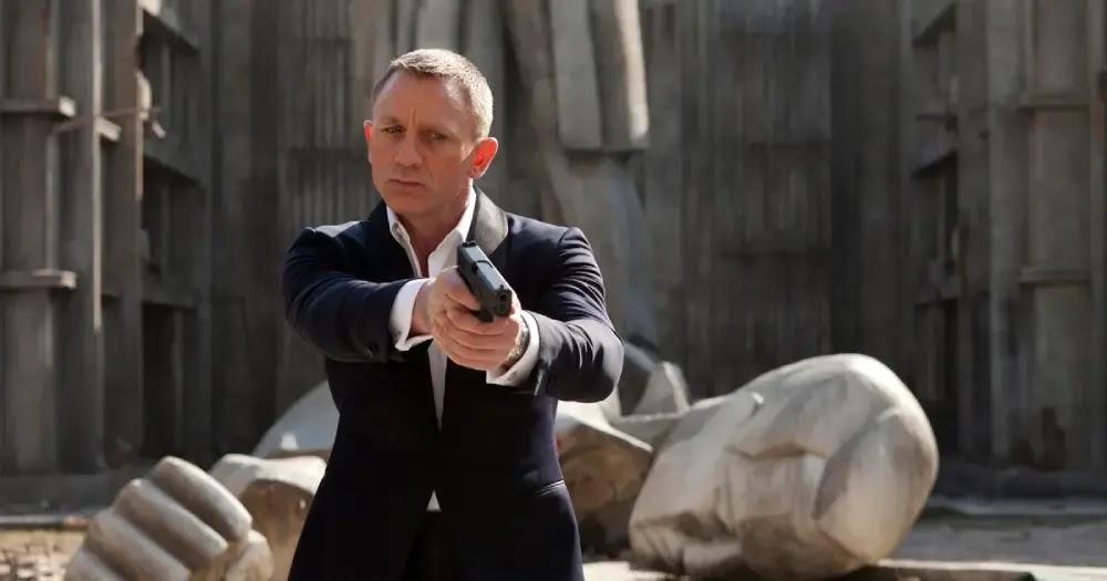 Skyfall - James 007