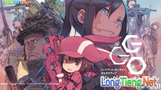 Xem Phim Đao Kiếm Thần Vực - Thế Giới Khác - Sword Art Online Alternative: Gun Gale Online - phimtm.com - Ảnh 1