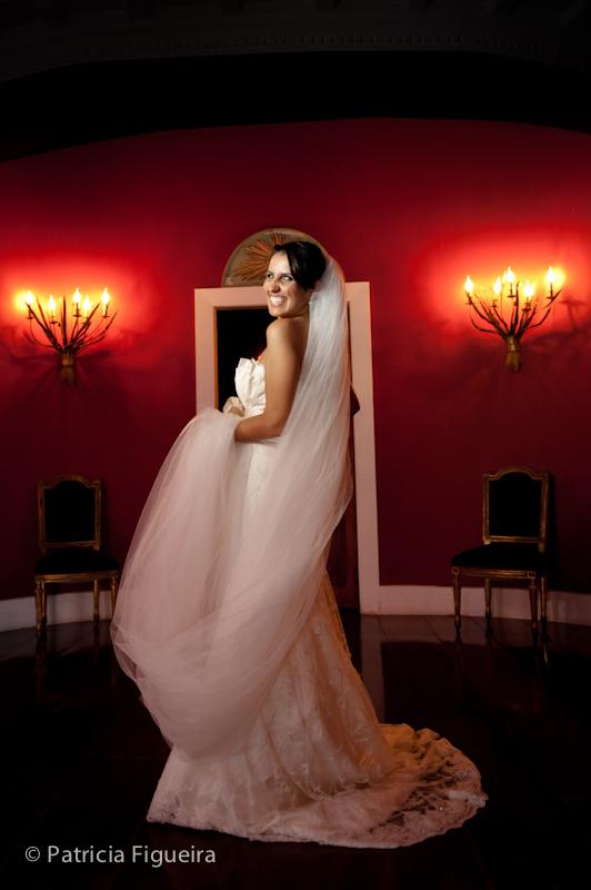 Foto de casamento 0293 de Mônica e Diogo. Marcações: 20/08/2011, Casamento Monica e Diogo, Fotos de Vestido, Marie Lafayette, Rio de Janeiro, Vestido, Vestido de Noiva.