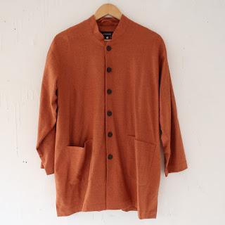 eskandar Wool/Cashmere Jacket