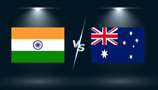 India vs Australia T20 World Cup 2021 warm-up: