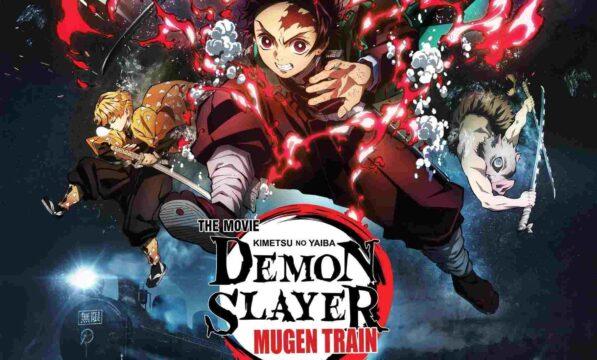 Demon Slayer Mugen Train Hindi Dub
