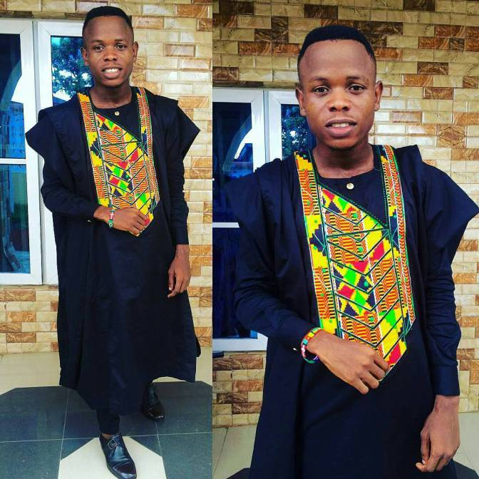 Trendy Agbada Inspiration for Men 2017