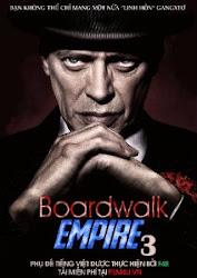 Boardwalk Empire Season 3 - Đế chế ngầm 3