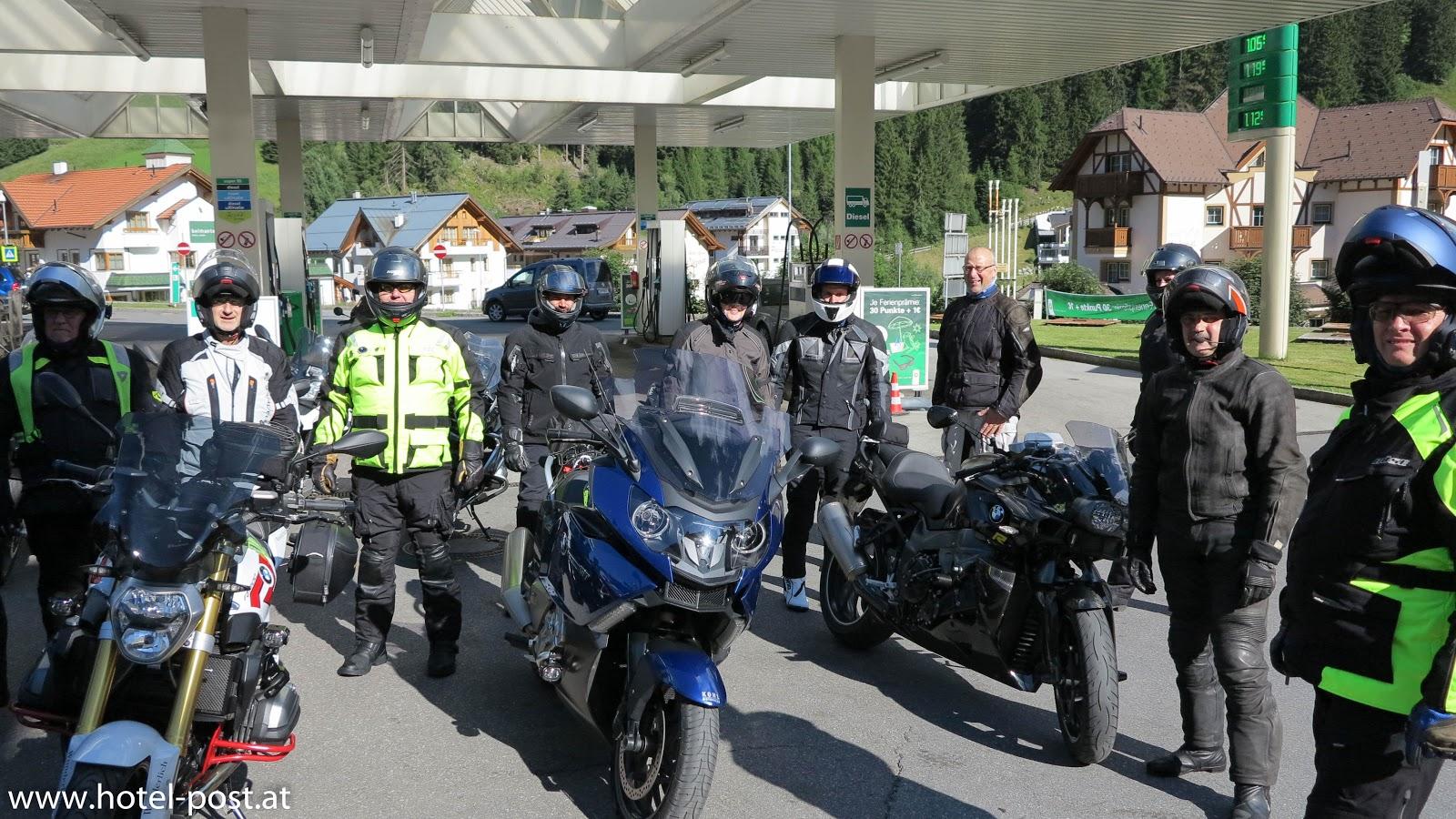 Motorrad - 29.07.2016 Wunderlich Alpenglühen Tour 1