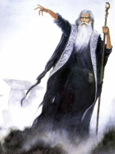 Merlin Rick Wakeman, Celtic And Druids