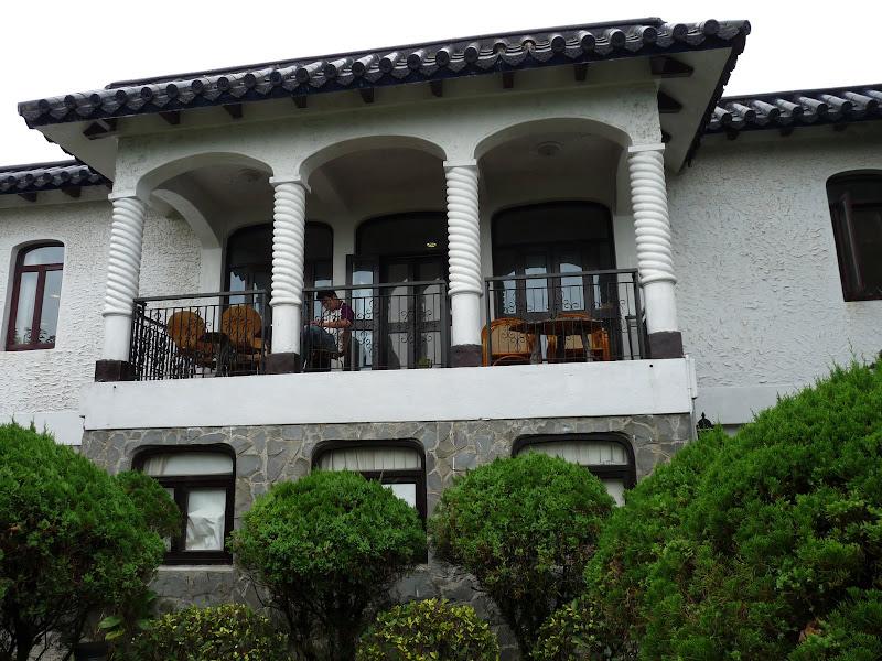 TAIWAN.Taipei Maison de l écrivain Lin Yutang,et divers - P1100497.JPG