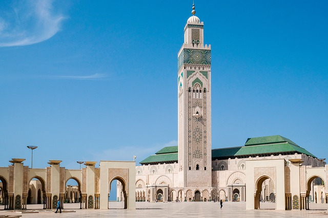 blue mosque casablanca