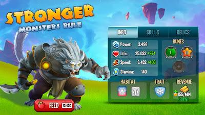 Monster Legends apk mod [MEGA MOD]