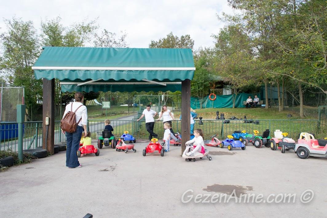 Piknik Park'ta eğlenirken