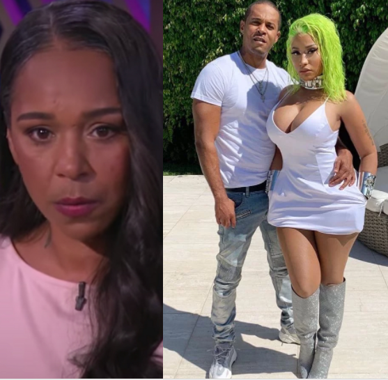 Woman suing Nicki Minaj and her husband claims Nicki's fans have been sending her death threats after she appeared on 'The Real' interview